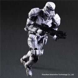 おもちゃのスターウォーズのアクション・フィギュア星の戦争嵐の兵士の高品質のおもちゃ