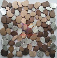Настольный светильник в форме металлической мозаики мозаика из алюминия (CFA147)