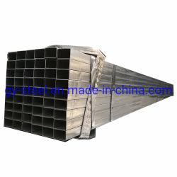 Предварительно Оцинкованный корпус из углеродного волокна стальную трубу для зеленого дома