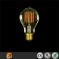 E27 E26 LEIDENE van de Gloeidraad van de Basis 5W A19 Peervormige Bol Edison Lamp