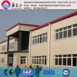 軽い鉄骨構造の倉庫の建物の計画