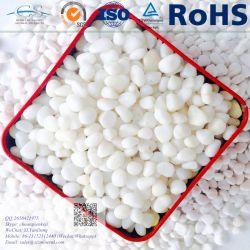 供給自然で白いカラー玉石はのための磨かれた小石を飾る