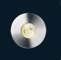 5W SUS LED luz enterrada