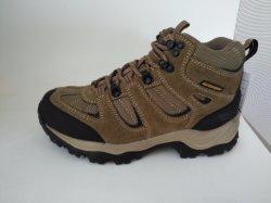 Chaussures de sport pour l'extérieur porte avec cuir de vache