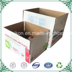 Hot Sale boite de carton ondulé Impression de logo Food Box