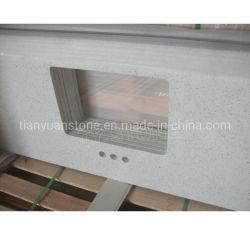 Сегменте панельного домостроения белый/черный/серый/Galaxy Quartz/гранита и мрамора/ламината/ванная комната/природных/заводских/искусственных/островных камня Кухонные мойки для проекта кабинета