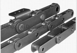 ステンレス鋼のローラーの鎖伝達チェーンコンベヤの鎖