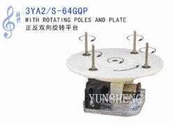 Yunsheng 18 het Standaard de Lente Gedreven Muzikale Mechanisme van de Nota met Roterende Polen en Plaat (3YA2/S-64GQP)
