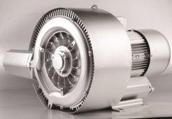 5.5kw de VacuümVentilator van de Pomp van de Lucht van de Ventilator van de ring voor Behandeling van afvalwater