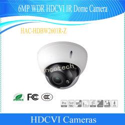 WDR Hdcvi Dahua 6MP cámara CCTV Vigilancia domo de infrarrojos (HAC-HDBW2601R-Z/HAC-HDBW2601R-Z-DP)