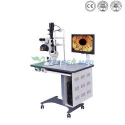 Medizinische Augenheilkunde-optische Schlitz-Lampen-Augengerät