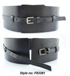 Lady Fasion Belt를 위한 High 분홍색 Grade Pin Buckle Femal Elasitc Belt