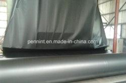 La membrana impermeable de HDPE de alta calidad materiales de construcción de la presa de camisa