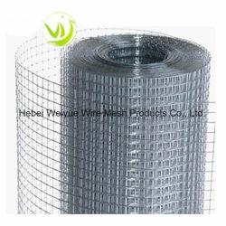 Оцинкованный корпус из нержавеющей стали сварной проволоки сетка используется для строительства
