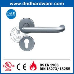 Maniglia della serratura di portello del hardware della mobilia per i portelli vuoti del metallo (DDTH018)