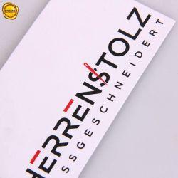 Sinicline販売のための2018の二重味方された印刷の長方形の品質表示票