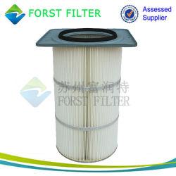 Membrana de PTFE Forst revestimento em pó Automática do refil do filtro