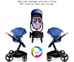 Foldbale многофункциональные системы ходовой части 3 в 1 Baby Stroller Слинге сшивания скобками (A88)