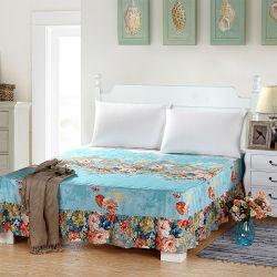 가정 직물 제조 공장 직접 할인 면 침대 치마