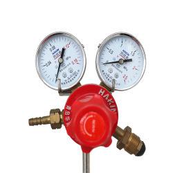 El tubo de Bourdon General llena de aceite con regulador de presión directa de fábrica