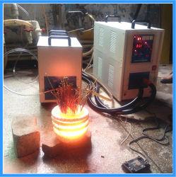 Haute fréquence de l'induction de l'IGBT four de fusion pour l'assistance Platinum (JL-40)