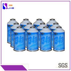 1kg/340g het beschikbare snel KoelGas R134A van het Koelmiddel van de Zuiverheid Autoa/c van 100%