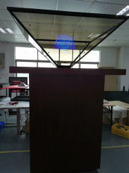 Yashi holographique en 3D de l'écran LCD Full HD Présentation du produit