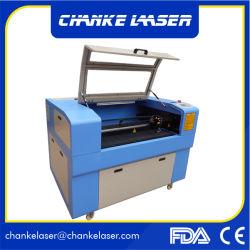 Madeira de MDF de acrílico de papel laser de CO2 CNC máquinas de gravura de Corte