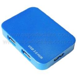 4 Ports USB3.0 HUB de charge 5GPS (S2B-4001B)
