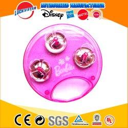 Pädagogischer Tambourine-Plastikmusik-Spielzeug für Kind-Förderung