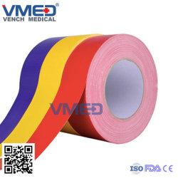 Los productos médicos de óxido de zinc de yeso cinta adhesiva de algodón de Zinc, óxido de zinc de cinta quirúrgica tiritas de cinta adhesiva transpirable médicos