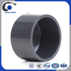 Raccords de tuyaux de pression en plastique UPVC/PVC-U/Embout PVC pour l'approvisionnement en eau