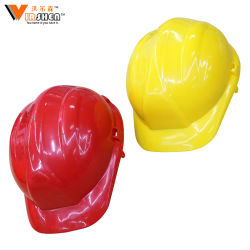 Los productos de seguridad ABS Material de Construcción Industrial Eléctrica casco de seguridad de la construcción