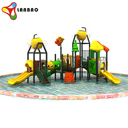 Детский сад пластиковые воды детская игровая площадка для использования вне помещений
