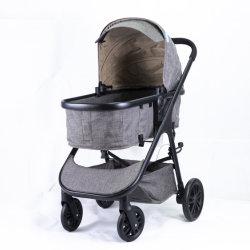 2021 Neu heiß N159e 3 in 1 Baby Kinderwagen hoch Qualität Klappbar