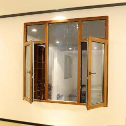 Aluminium bekleding massief houten raam