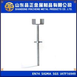 La construcción estándar DIN4425 Andamios U Gato de tornillo