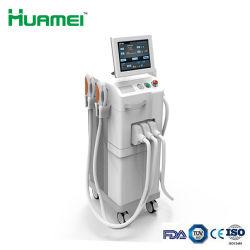 L'équipement médical esthétique multifonction d'épilation laser YAG ND RF Elight IPL SHR 808nm Diode Laser de la beauté de la machine