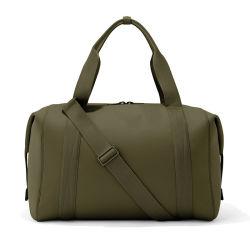2021 новый дизайн оптовой тренды Custom брелоки Duffel Bag Стильный неопреновый чехол для отдыха в сумке на путевые расходы,