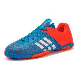 サッカーの靴製造業者、屋内トレーニングのフットボールのクリート、新式のフットボールのブート