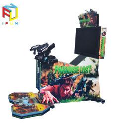 Paradise Lost Arcade le jeu de tir de la machine distributrice intérieure de jeu vidéo électriques Simulateur de tir de jeu