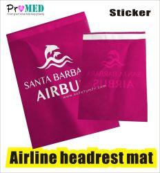Poggiacapo biodegradabile a gettare di linea aerea di SMS/nonwoven