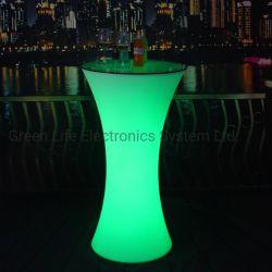 De koele van de LEIDENE van het Huwelijk KTV van de Partij van de Club van de Staaf Hotel Verlichte Lijst Lichte Cocktail van de Staaf voor Verkoop