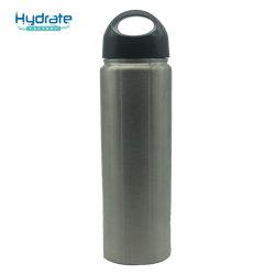 Aço inoxidável Cor personalizada e balão de Design de depressão para o desporto