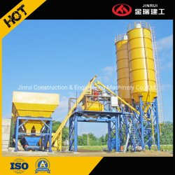 Draagbare Concrete het Groeperen het Mengen zich van de Apparatuur van de Machines van de Bouw van de Installatie Installatie Hzs75