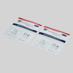 Los productos médicos desechables Disgnosis embarazo HCG Kit de prueba de orina rápido