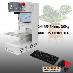 machine de marquage au laser à fibre Raycus graveur laser certifié de la FDA