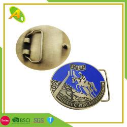 Boucle de ceinture de lumière LED kits de couronne en or Lion la boucle de ceinture (087)