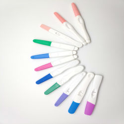 Один шаг Homeuse беременности HCG тест/ Midstream беременности тест