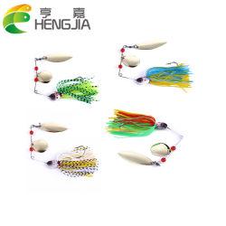20g venta de todo el cebo de pesca Spinner Bait con hoja
